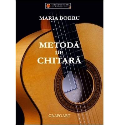 Metoda de chitara - M. Boeru 0