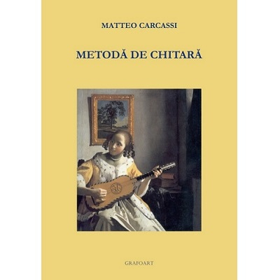 Metoda de chitara - M. Carcassi 0