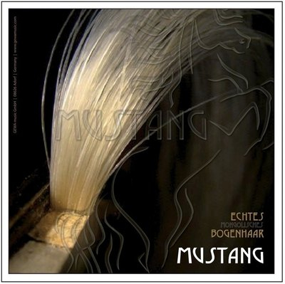 Par Gewa Mustang mongolez natural arcus violoncel [0]