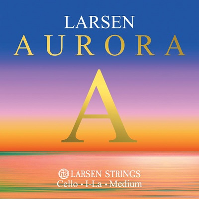 Set corzi Aurora violoncel 3/4, 1/2 0
