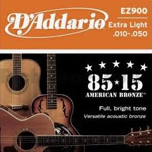 Set corzi chitara acustica D'addario - EZ900 [0]