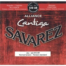 Set corzi chitara Alliance Cantiga - 510AR 0