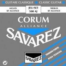 Set corzi chitara clasica Alliance Corum - 500AJ 0