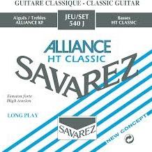 Set corzi chitara clasica Alliance HT Classic - 540J 0