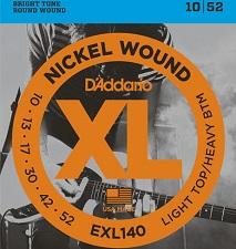 Set corzi chitara electrica D'addario - EXL140 0