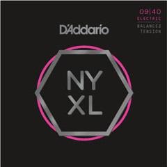 Set corzi chitara electrica D'addario NYXL 009 - 040 0