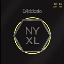 Set corzi chitara electrica D'addario NYXL 009 - 046 0