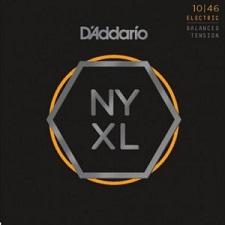 Set corzi chitara electrica D'addario NYXL 010 - 046 [0]