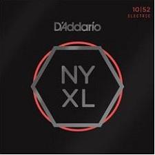 Set corzi chitara electrica D'addario NYXL 010 - 052 0