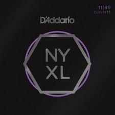 Set corzi chitara electrica D'addario NYXL 011 - 049 0