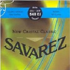Set corzi chitara New Cristal Classic - 540CJ 0