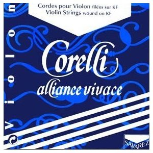 Set corzi Corelli Alliance Vivace vioara 0