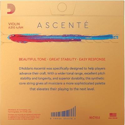 Set corzi D'addario Ascenté vioara 1