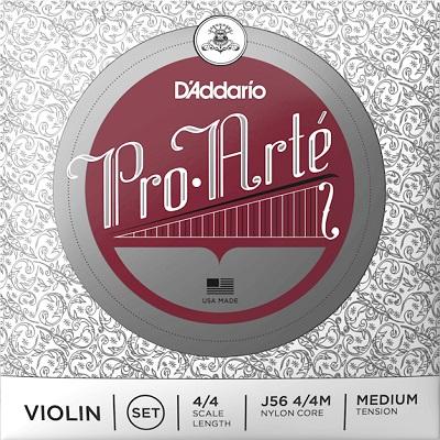 Set corzi D'addario Pro-Arté vioara [0]