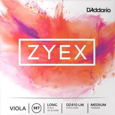 Set corzi D'addario Zyex viola [0]
