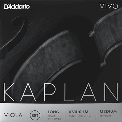 Set corzi Kaplan Vivo viola [0]