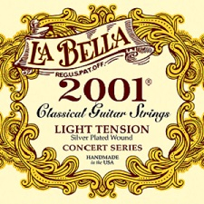 Set corzi La Bella 2001 chitara clasica [0]