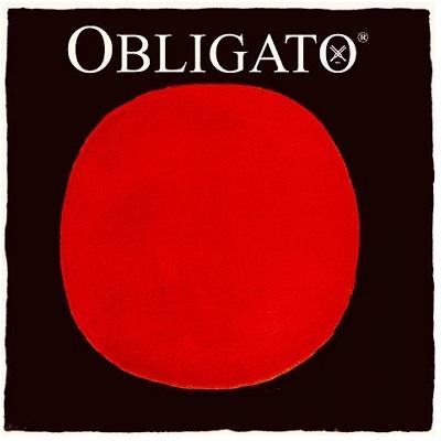 Set corzi Pirastro Obligato, E aur,  vioara 0