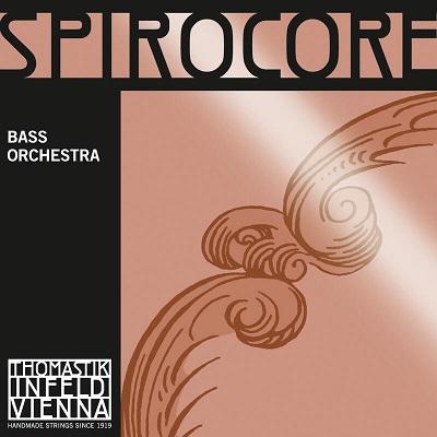 Set corzi Spirocore Orchestra contrabas 0