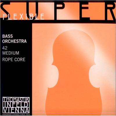 Set corzi Superflexible Orchestra contrabas [0]