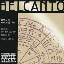 Set corzi Belcanto Orchestra contrabas [0]