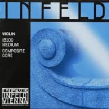 Set corzi Infeld Blue vioara 0