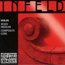 Set corzi Infeld Red vioara 0
