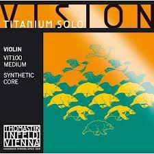 Set corzi Vision Titanium Solo vioara 0