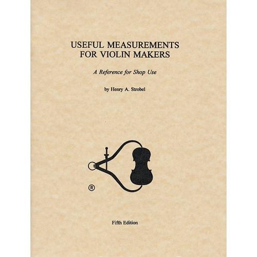 Useful Measurements For Violin Makers 0