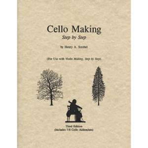 Cello Making Step by Step [1]