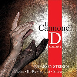 Coarda D Il Cannone Soloist vioara0