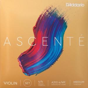 Set corzi D'addario Ascenté vioara0