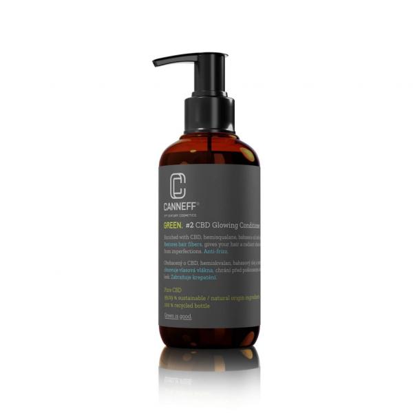 CANNEFF - Balsam pentru un păr strălucitor - 30 ml [0]