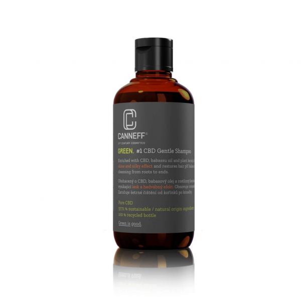 CANNEFF - Șampon pentru un păr strălucitor - 200 ml [0]