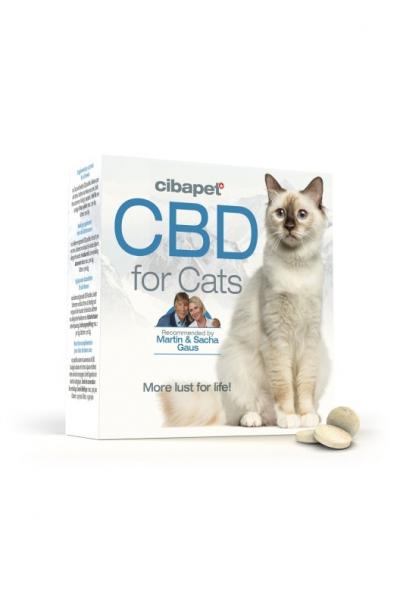 Pastile CBD pentru pisici 0