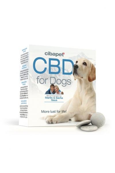 Pastile CBD pentru câini 0