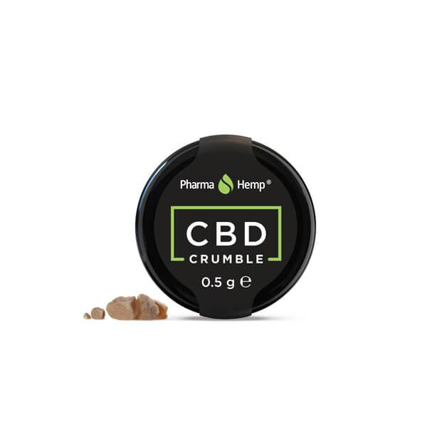 PharmaHemp 90% CBD Crumble - 1gr 1