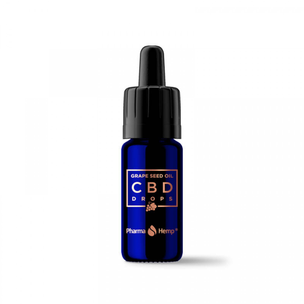 GIFT BOX- Pharma Hemp - Ulei CBD cu ulei din semințe de struguri - 15 % [1]