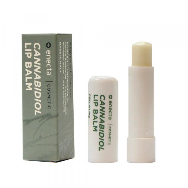 Enecta - Balsam de buze cu CBD - 5,5 ml 0