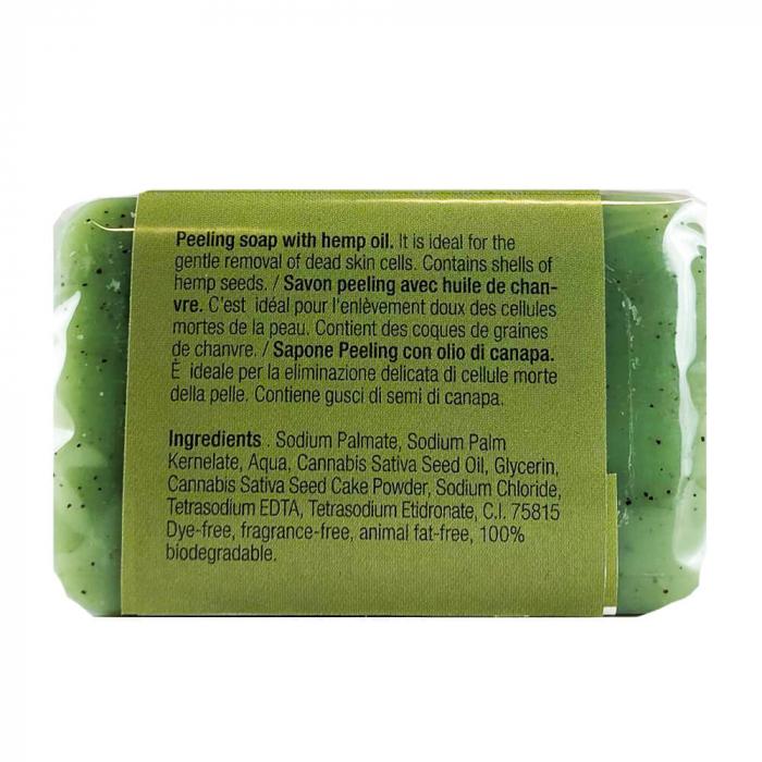 Hanf & Natur Săpun Natural Exfoliant (Peeling Soap) [1]
