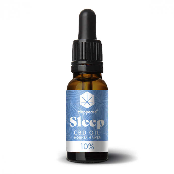 Happease® Sleep 10% CBD Mountain River (10ml) 1