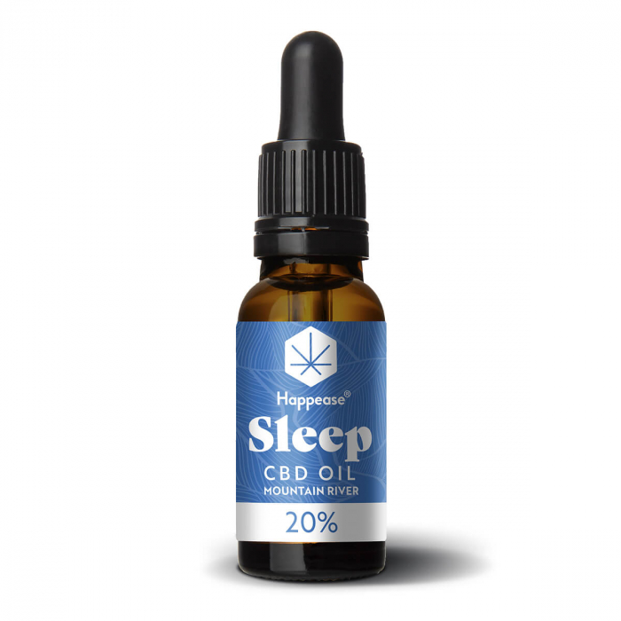 Happease® Sleep 20% CBD Mountain River (10ml) 1