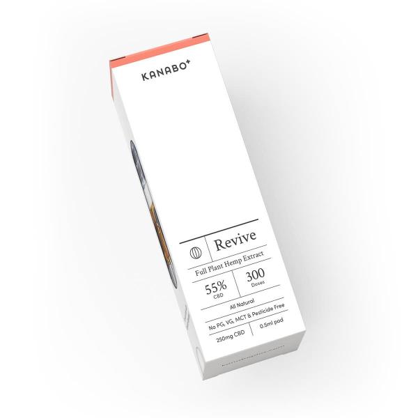 Kanabo Revive 55% CBD 0,5ml Pod Vapepod 1