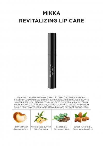 MIKKA Balsam de buze revitalizant 5ml 2