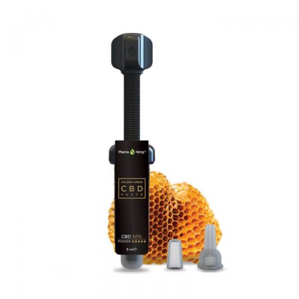 Pharma Hemp - Extract CBD 'Golden Amber' - 50% Full Spectrum [1]