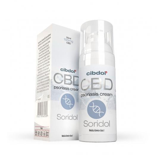 Cibdol - Soridol (Cremă pentru psoriazis) - 50ml [0]