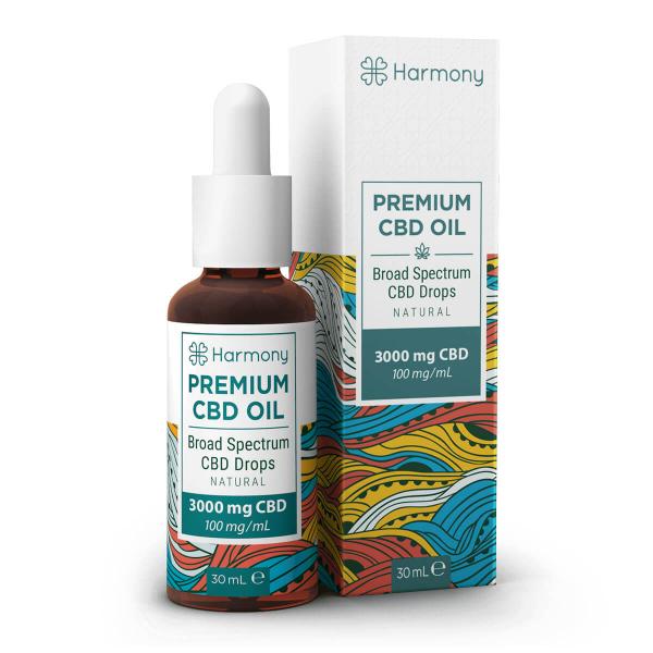 Harmony Selfcare Drops Aromă Naturală 10% - 30ml [0]