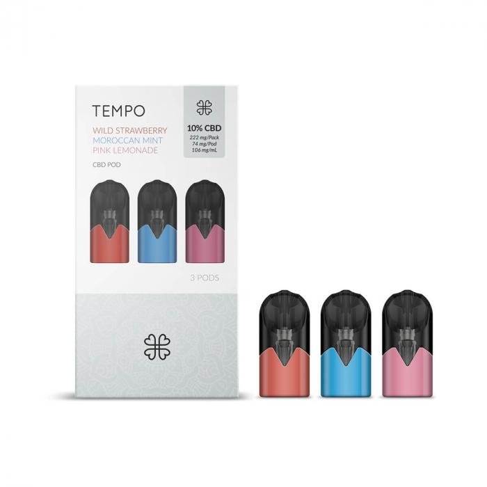 Harmony TEMPO Classics 3 Pods 3 Pods Pack (3x74mg) [0]