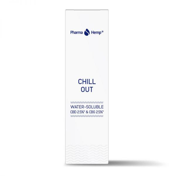 Pharma Hemp - 'Chill Out' Picaturi solubile in apa CBD + CBG 2