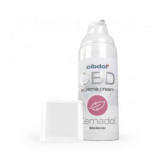 Cibdol - Zemadol (Cremă pentru eczeme) - 50ml [2]